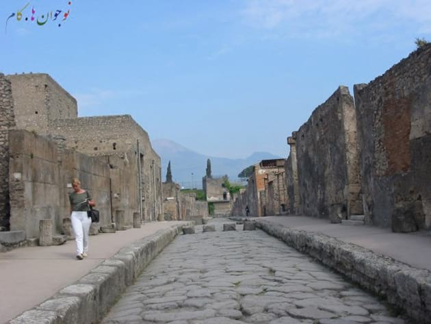 Pompei -تاریخ)
