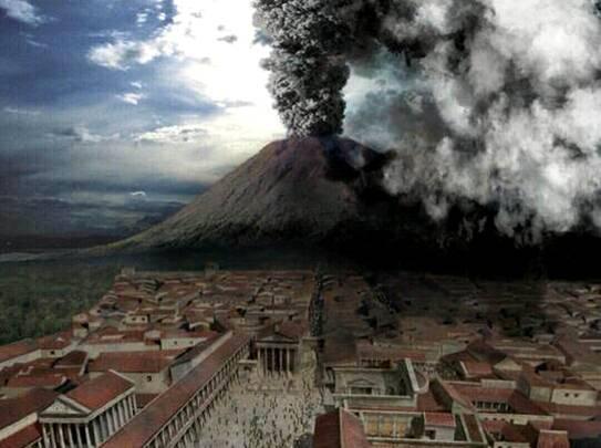 Pompeii-تاریخ