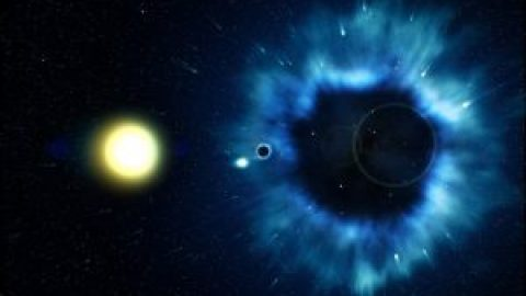 سیاهچاله چیست؟