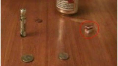 کوچکترین ربات دست ساز دنیا