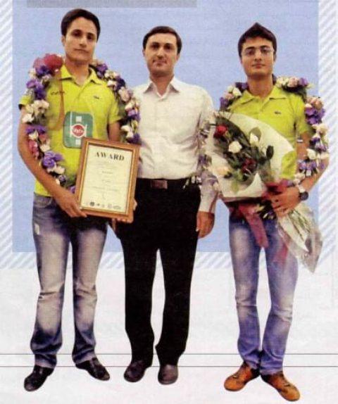 ریز پرنده اصفهانی؛ قهرمان مسابقات جهانی