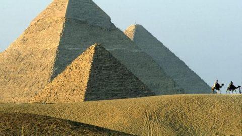 ریاضیات  اسرار آمیز اهرام مصر