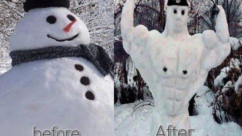 آدم برفی های این دوره زمونه