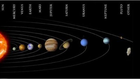 درباره منظومه شمسی بیشتر بدانیم