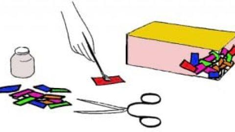 ساخت جعبه خیاطی