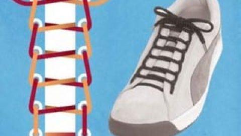 شما چند مدل گره کفش بلدید؟