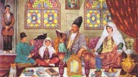 عمو نوروز، حاجی فیروز