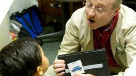 گفتار درمانگر