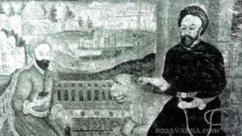 شیخ بهائی در نوجوانی