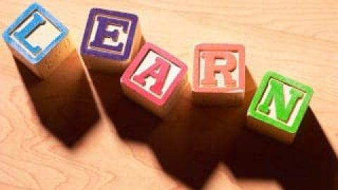 اولین گامها در یادگیری زبان انگلیسی(The first steps in learning English)
