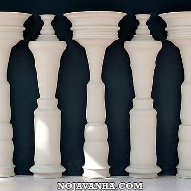 به تصویر زیر خوب دقت کنید، چه می بینید؟