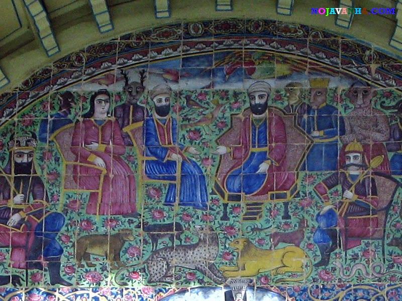 سرزمین سلیمان نبی یا سرزمین هخامنشیان