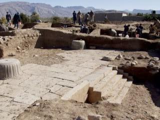 رشته باستان شناسی