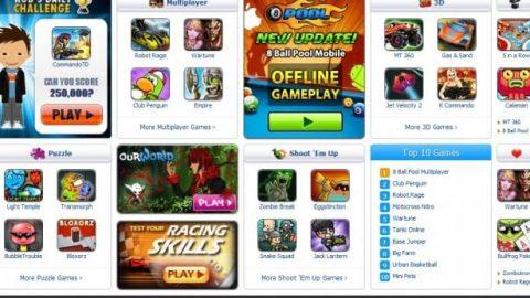 سایت جذاب بازی های آنلاین مخصوص نوجوانان