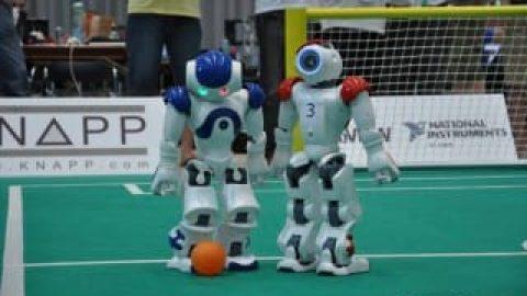 ورزش و روبات ها