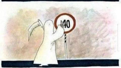 رابطه سرعت و مرگ!!!