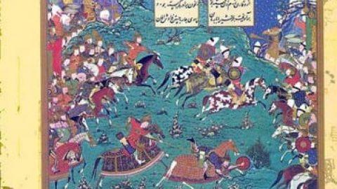 معرفی مجموعه کتاب قصه های تصویری از شاهنامه