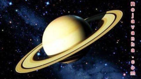 زحل زیباترین سیاره در منظومه شمسی