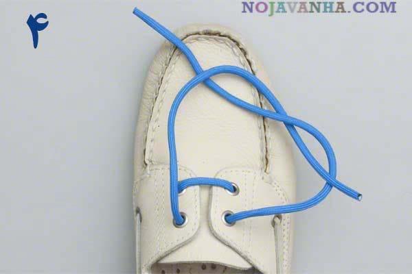 گره کفش 4
