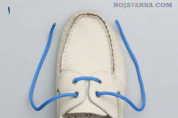 آموزش گره کفش (1)