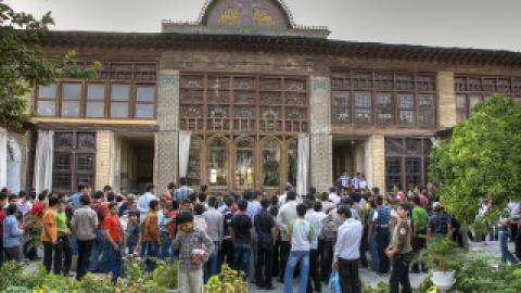 شبیه موزه مادام توسو ولی در شیراز