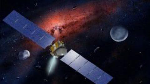 دیدار رباتها از سیارک ها