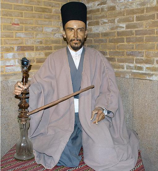 قاآنی- تاریخ - موزه