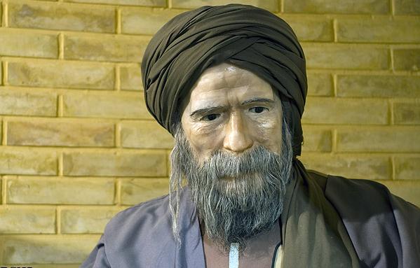 قطب الدین شیرازی - تاریخ - موزه