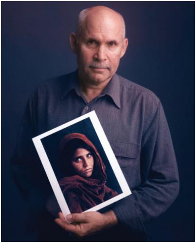 دختر افغان