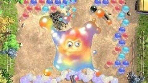 بازی جالب موجودات حبابی