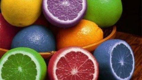 تاثیر رنگ ها بر کاهش یا افزایش اشتها