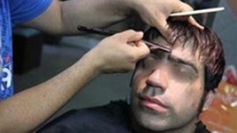 جلال و شکوه مردان ایرانی در خطر است