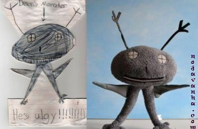 شگفتی-نقاشی کودک (11)