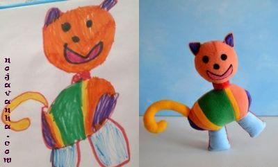 شگفتی-نقاشی کودک (13)