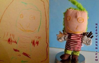شگفتی-نقاشی کودک (9)