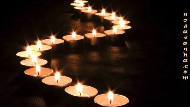 عکس-شمع