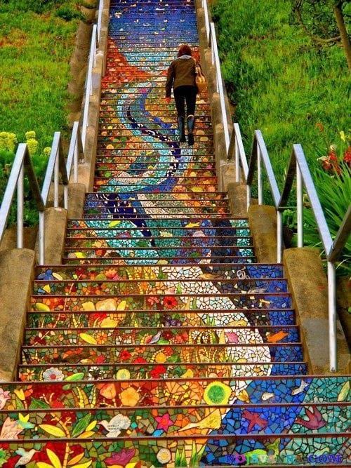 هنرمندانی که شهرها را می آرایند