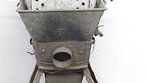 تاریخچه اختراع ماشین لباسشویی