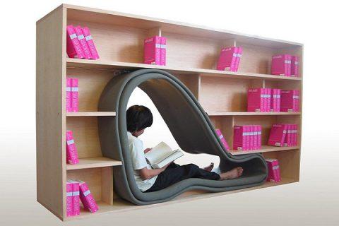 کتابخانه های دوست داشتنی