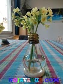کاردستی لامپ