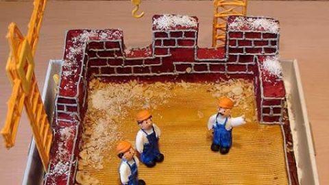 این کیک ها واقعا زیباست