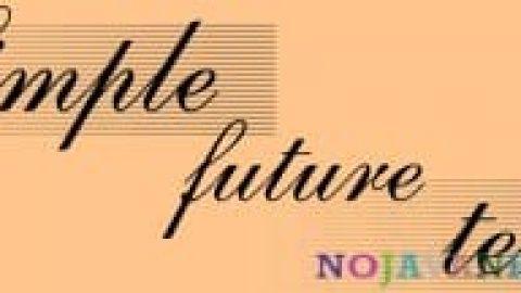 زمان آینده will-future