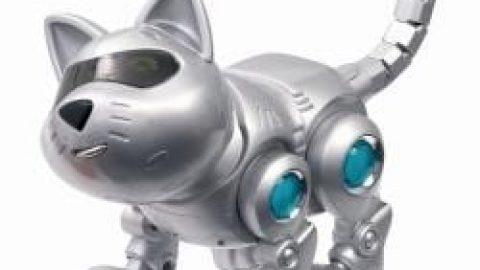 چه چیز روبات را حرکت می دهد ؟