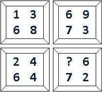 Maths Picture Puzzle
