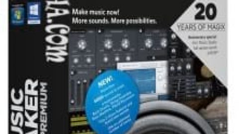 نرم افزار music maker