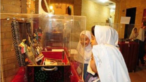 گزارشی از جشنواره میراث فرهنگی، گنج یادگیری