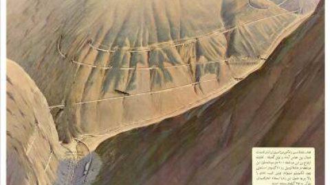 پل ورسک؛ یادگار تلاش و پشتکار