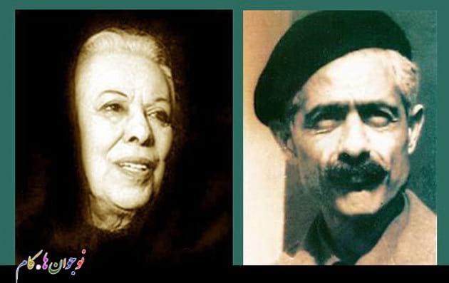 سیمین دانشور و جلال آل احمد