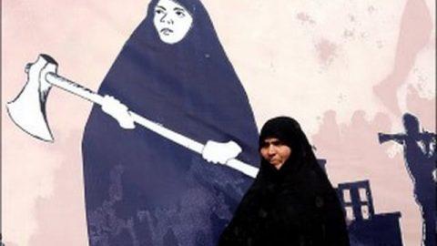 فرنگیس حیدرپور شیر زن ایرانی