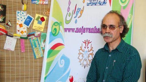 گفتگو با استاد فرهاد حسن زاده نویسنده نوجوانان (همراه با فیلم)